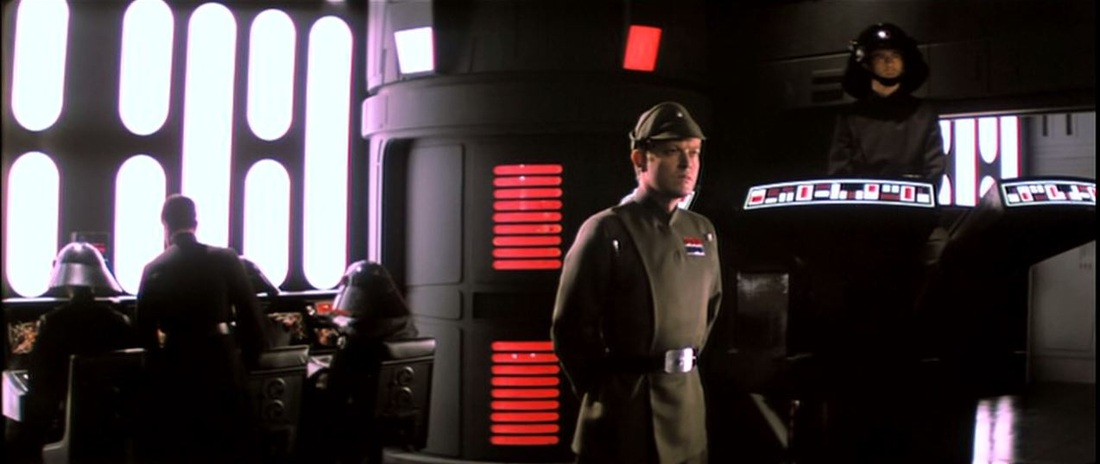 Death Star II Control Room